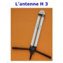Mode d'emploi - Antenne H3